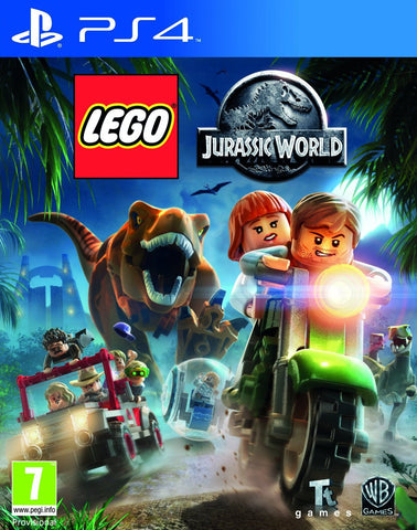 LEGO Jurassic World (PS4) - GameShop Malaysia