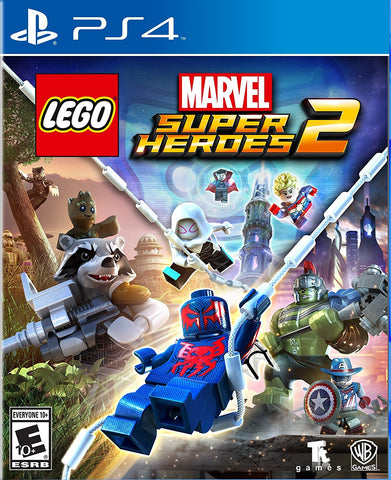 Lego Marvel Superheroes 2 (PS4)