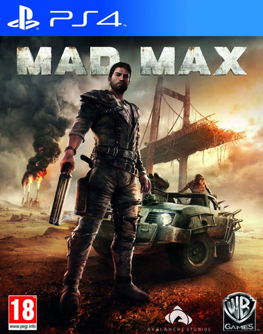Mad Max (PS4) - GameShop Malaysia