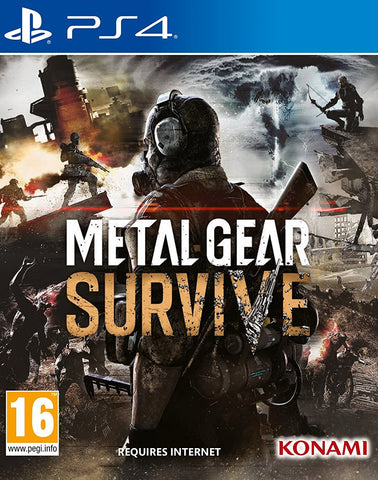 Metal Gear Survive (PS4) - GameShop Malaysia