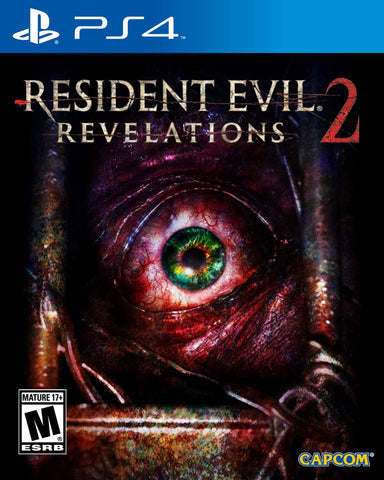 Resident Evil: Revelations 2 (PS4) - GameShop Malaysia