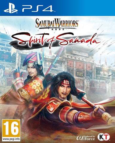 Samurai Warriors: Spirit of Sanada (PS4) - GameShop Malaysia