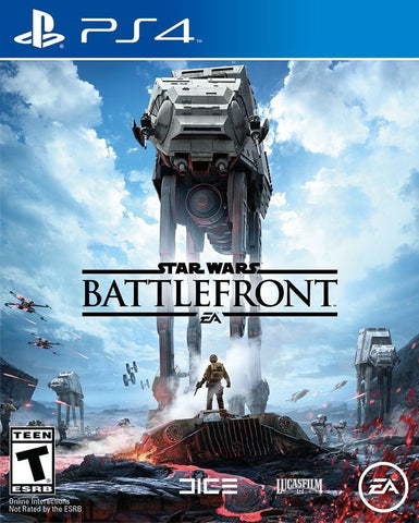 Star Wars: Battlefront (PS4) - GameShop Malaysia