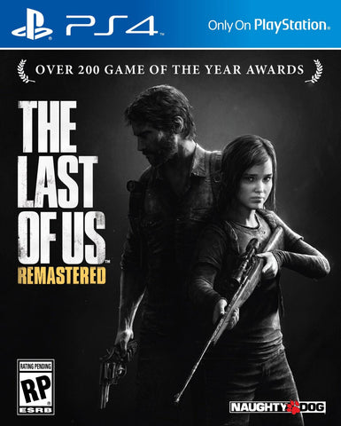 The Last of Us Remastered (PS4) - GameShop Malaysia