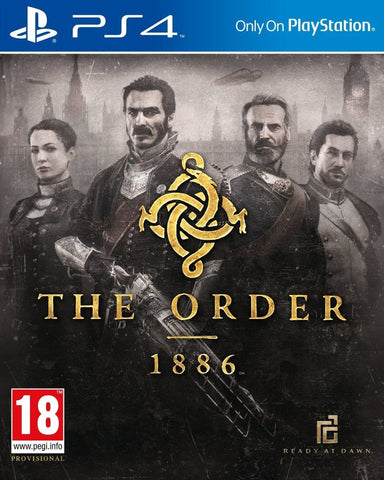 The Order: 1886 (PS4) - GameShop Malaysia