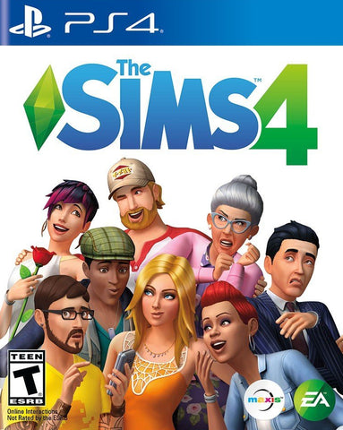 The Sims 4 (PS4) - GameShop Malaysia