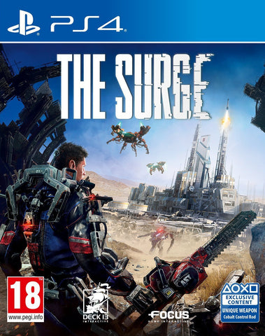 The Surge (PS4) - GameShop Malaysia