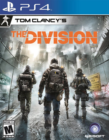 Tom Clancy The Division (PS4)