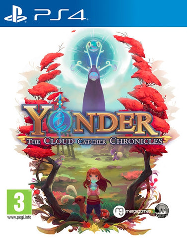 Yonder: The Cloud Catcher Chronicles (PS4) - GameShop Malaysia