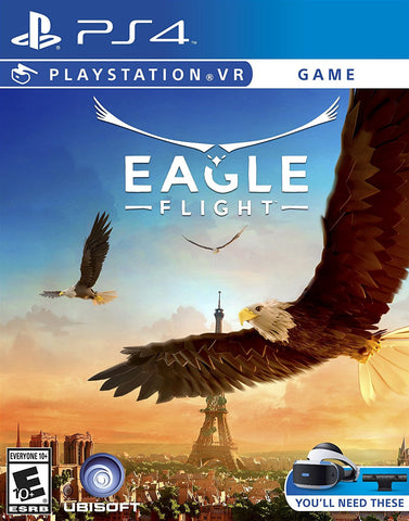 Eagle Flight (PSVR) - GameShop Malaysia