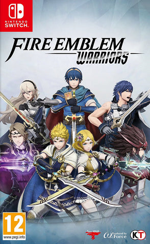 Fire Emblem Warriors (Nintendo Switch) - GameShop Malaysia