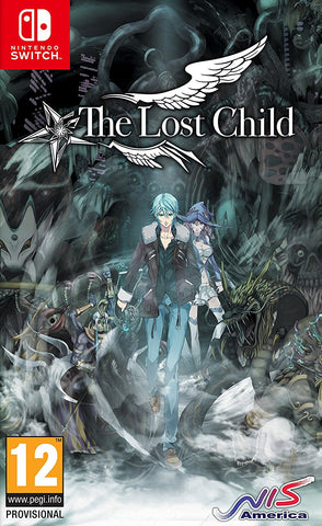 The Lost Child (Switch) - GameShop Malaysia