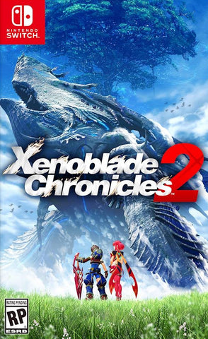 Xenoblade Chronicles 2 (Switch) - GameShop Malaysia