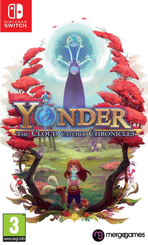 Yonder: The Cloud Catcher Chronicles (Switch) - GameShop Malaysia