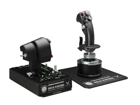 Thrustmaster Hotas Warthog Flight Stick and Throttle - GameShop Malaysia