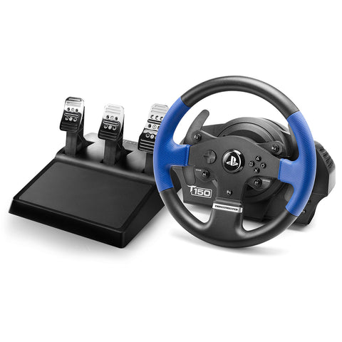 Thrustmaster T150 Pro Racing Wheel for PS4, PS3 and PC - GameShop Malaysia
