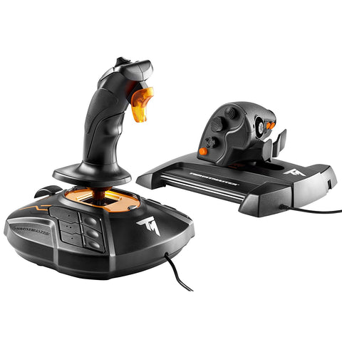 Thrustmaster T.16000M FCS HOTAS Controller - GameShop Malaysia