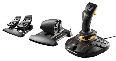 Thrustmaster T.16000M FCS Flight Pack HOTAS Controller - GameShop Malaysia