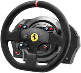 Thrustmaster T300 Ferrari Alcantara Edition Racing Wheel for PS4, PS3 and PC - GameShop Malaysia