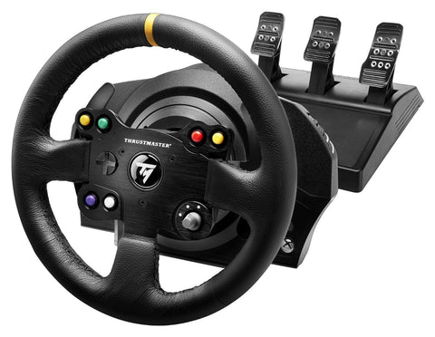 Thrustmaster TX Racing Wheel Leather Edition for Xbox One - GameShop Malaysia