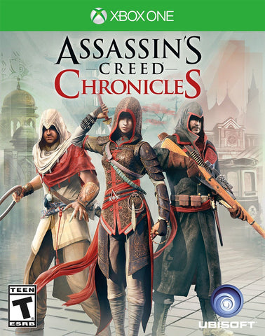 Assassin's Creed Chronicles (Xbox One) - GameShop Malaysia