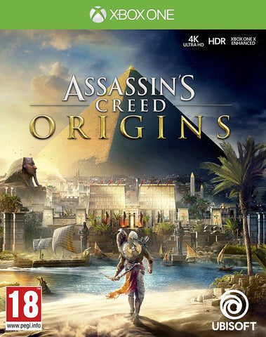 Assassin's Creed Origins (Xbox One) - GameShop Malaysia