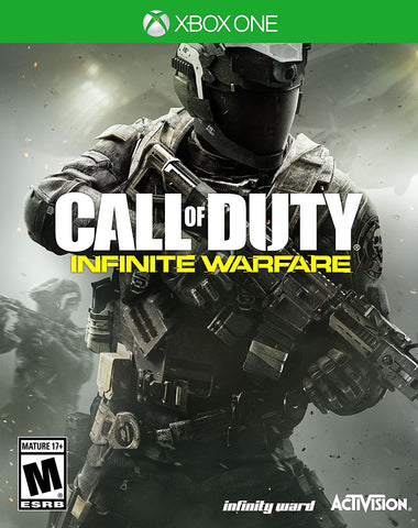 Call of Duty: Infinite Warfare (Xbox One) - GameShop Malaysia