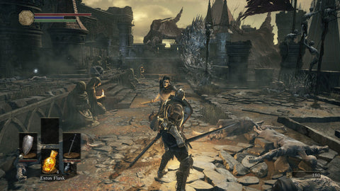 Dark souls 3 xbox one review