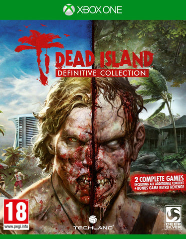 Dead Island: Definitive Edition (Xbox One) - GameShop Malaysia