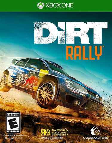 Dirt Rally (Xbox One) - GameShop Malaysia