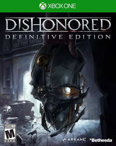 Dishonored Definitive Edition (Xbox One) - GameShop Malaysia