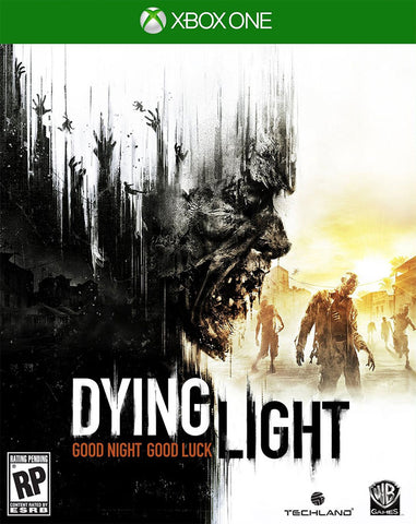 Dying Light (Xbox One) - GameShop Malaysia
