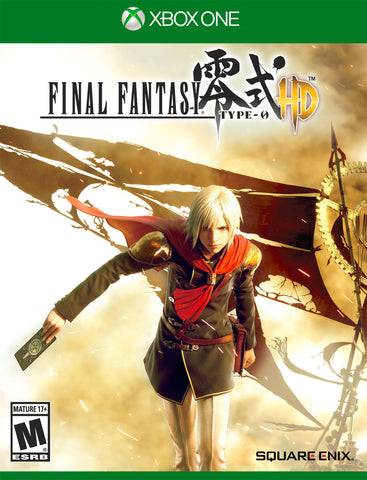 Final Fantasy Type-0 HD (Xbox One) - GameShop Malaysia
