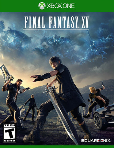 Final Fantasy XV (Xbox One) - GameShop Malaysia