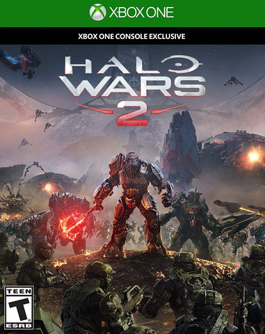 Halo Wars 2 (Xbox One) - GameShop Malaysia