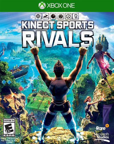 Kinect Sports Rivals (Xbox One) - GameShop Malaysia