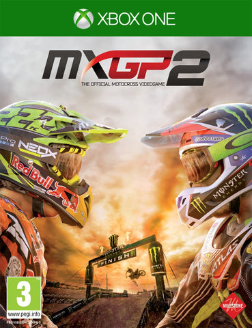 MXGP2: The Official Motocross Videogame (Xbox One) - GameShop Malaysia