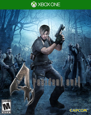 Resident Evil 4 (Xbox One) - GameShop Malaysia
