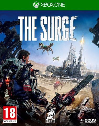 The Surge (Xbox One) - GameShop Malaysia