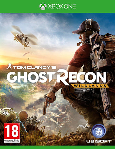 Tom Clancy's Ghost Recon: Wildlands (Xbox One) - GameShop Malaysia