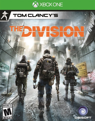 Tom Clancy The Division (Xbox One) - GameShop Malaysia