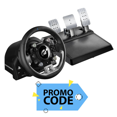 Thrustmaster T-GT Racing Wheel for PS4 and PC - GameShop Malaysia