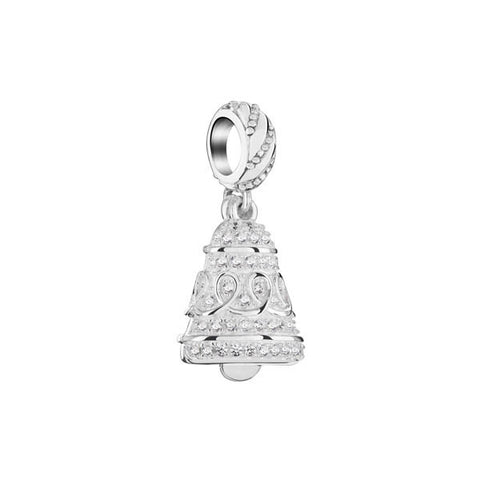 Chamilia 2016 Ltd Edition Brilliance Bell Charm