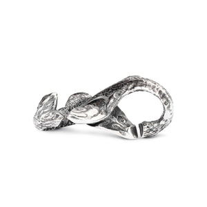 X By Trollbeads Pisces Double Link Silver