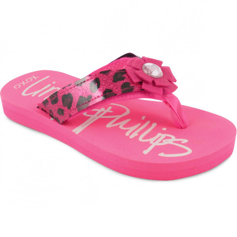 Lindsay Phillips Switchflops Adriana Pink Bundle Kids Flop