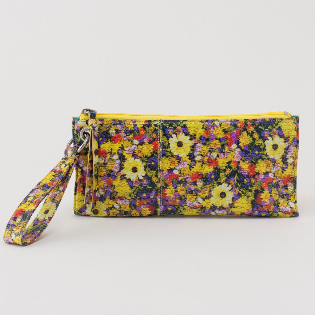 Leather Zip Around Wallet - Daisy by VIDA VIDA IFvXF2