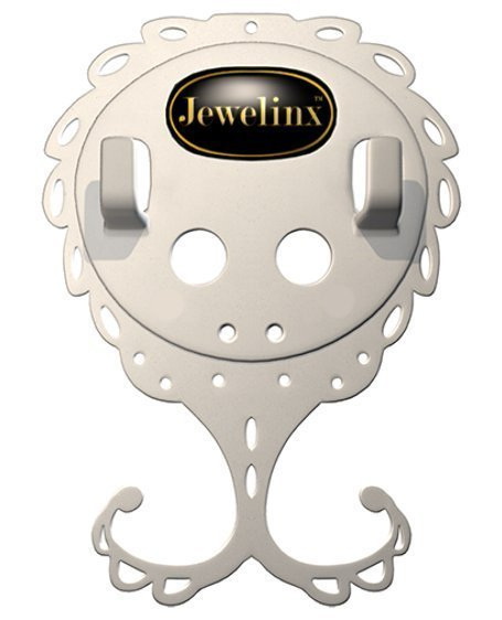 Jewelinx Hanger in White