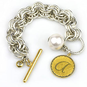 John Wind Collector's Sorority Gal Pom Pom Bracelet