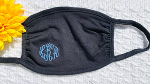 Monogram Face Covering for Women