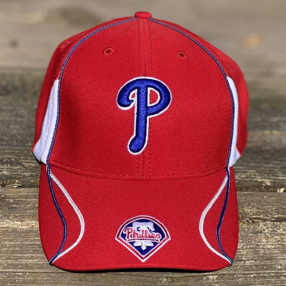 Philadelphia Phillies Vortex MVP Baseball Hat by '47 Brand